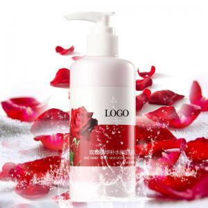 China Nourishing Hydrating Body Lotion Classic Rose Fragrance Make Skin Tender on sale