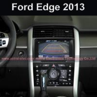 China Android  FORD DVD Navigation System , Ford Edge 2014 2013 Car In Dash Dvd Player on sale
