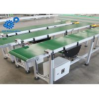 China Belt Heavy Duty Conveyor Systems Equipped With Sensor To Stop Conveying wholesale