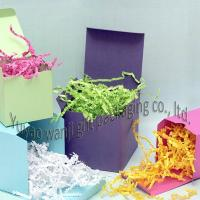 China Crinkle shred Paper for baskets, gift box and bag packing on sale