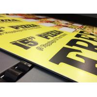 China Weather Resistant PVC Sign Board Digital Printing Outdoor Advertising wholesale