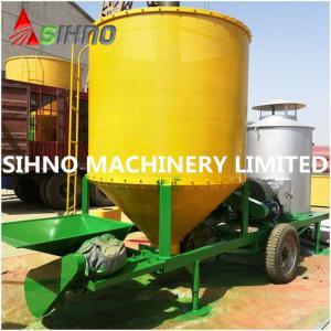 China Grain Dryer Equipment Corn Rice Drying Tower Wheat Paddy Dryer Machine wholesale