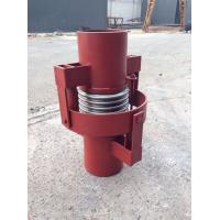 China Industrial Gimbal Pipe Bellows Expansion Joint Stainless Steel Casting Technics on sale
