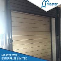 China Thermal Insulated High Speed Roller Shutter Door for Food Factory wholesale