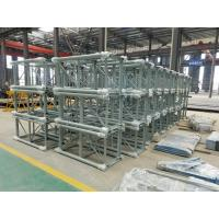 China Single Cage Passenger Hoist safety vertical transporting equipment 12 - 38 Person on sale