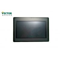 China LCD PLC 7inch HMI Control Panels With RS485 Ethernet wholesale