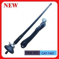 China Adjusted ​Angle General Truck Radio Antenna Single Section Conductive Rubber Mast on sale