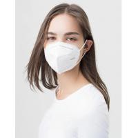 China Breathable Folding FFP2 Mask KN95 Disposable Face Mask Antibacterial wholesale