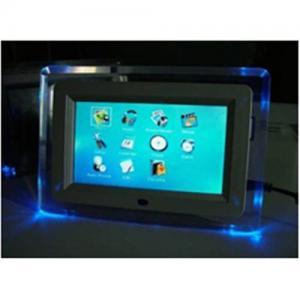 China 8 Inch Led-light digital photo frame wholesale