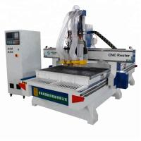 China Wood Carving CNC Engraving And Cutting Machine Ucancam / ArtCam / TYPE3 Software on sale