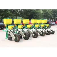 China 2017 Hot Sale 6 Rows Tractor Suspension Corn / Maize Seeder wholesale