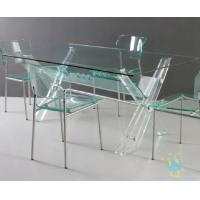 China acrylic hand carved bars wholesale
