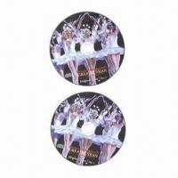 China CD/DVD Replication with Full Color Printing Cver on sale