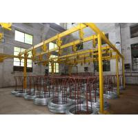 China Adjustable Wire Gabion Production Line Gabion Mesh Machine , High Efficiency wholesale