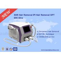 China Painless E Light Professional Hair Removal Machine 8.4 Inch Touch Screen wholesale