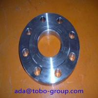 China PN16 ~ PN160 Forged Steel Flanges , Super Duplex UNS S32760 Slip On Flange wholesale