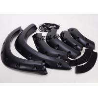 China Textured 4x4 Body Parts / Off Road Fender Flares For Toyota Land Cruiser 80 Series wholesale