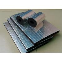 China Inner Dia 20mm Foam Insulation Material High Density Heat Reduce Rubber Pipe wholesale