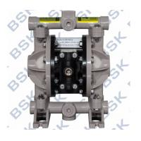 """Quality 0.5"""" vacuum Polypropylene Air Driven Diaphragm Pump with Non leakage for sale"""
