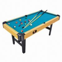 China Pool Table, 163.5 x 83.0 x 76.0cm Box Size wholesale