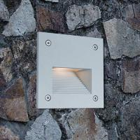 Buy cheap Square IP55 Outdoor LED Step Lights With Low Consumption 20W / 230V from wholesalers