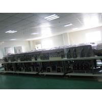 Quality Adjustable Spray SMT Stencil Cleaning Machine 5/6 Nozzles Per Row 90mm Spacing for sale