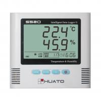 Incubator Use large LCD display monitor Temperature Humidity Data Logger with  alarm function