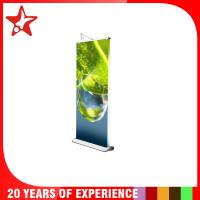 China Luxury Advertisement Retractable And Roll Up Banner Stand Digital Printing wholesale