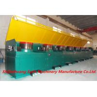 China Hebei high speed steel wire welding wire block dry type wire drawing machine on sale