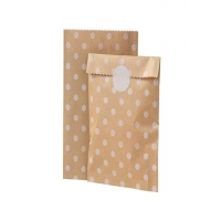 China Folded waterproof paper bag wholesale