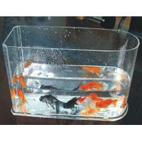 China 5 / 10 Gallon Custom Acrylic Fish Tank With Simple Arch For Home wholesale