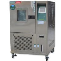 China OEM LCD Temperature Humidity Chamber with Rectangular Double Glazed Watching Window wholesale