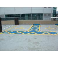 China High Temp Line Marking Spray Paint / Yellow And White Athletic Marking Paint wholesale