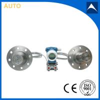 Quality Remote seal diaphragm type pressure level transmitter with capillary for sale