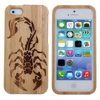 China Customize bamboo wood phone case for iphone 6s case mobile cell phone for samsung galaxy s7 on sale