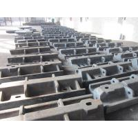 China Wear Resistant Cement Mill Liners Plates Cr-Mo Alloy Steel Conch wholesale