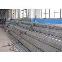 China Electrical Resistance Welded Galvanized Water Pipe / Galvanized Iron Pipe GB/T3091-2008 wholesale