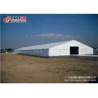 China Waterproof Marquee Party Tent , Outdoor Wedding Tents For Rent 3m - 60m Width wholesale