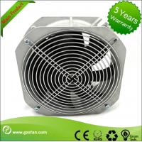 China High Efficiency 254mm DC Axial Fan , 24V Duct Cooling Fan With Sleeve Bearing wholesale