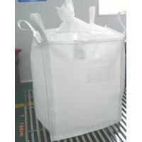 China Polypropylene Bulk Bags Food Grade Jumbo Bags For Starch Powder Transportation on sale
