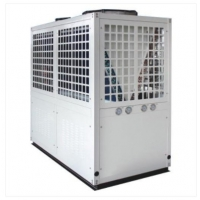 China AC Inverter High COP Heating Heat Pump For Heating And Cooling House R744 wholesale