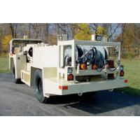China Articulated Mining Support Equipment , Underground Mining Service Truck on sale