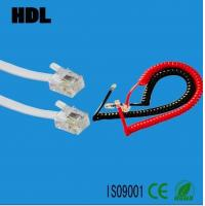 China flat telephone cable 2c 4c 6c 8c wholesale