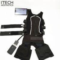 China Electric Muscle Stimulator iPad Version XEMS Fitness Vest Xbody Wireless Ems Fitness Machine For Training on sale