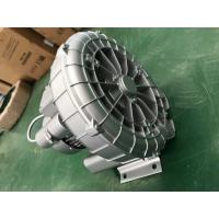 China 1.5 Kw Single Phase 200-240V Side Channel Air Blowers In Silver Or Gold Color wholesale