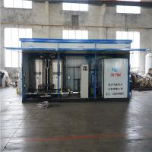 China Water Heated Emulsifying Machine , Container Loading Emulsion Bitumen Plant wholesale