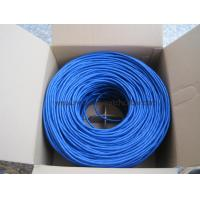 China Computer 4P LAN Cat5e UTP Cable 24AWG Network Ethernet Cable wholesale