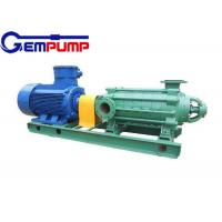 China ISO9001 D 155-30 Multistage High Pressure Pumps 1480 r/min Speed wholesale