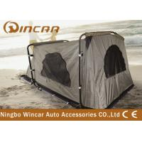 Buy cheap Pop up ripstop canvas ground tent for camping beach tent from wholesalers