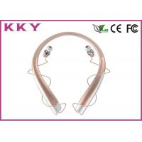 China Portable Bluetooth Headphone CVC Noise Reduction Sports Earphone with Vibratory Function wholesale